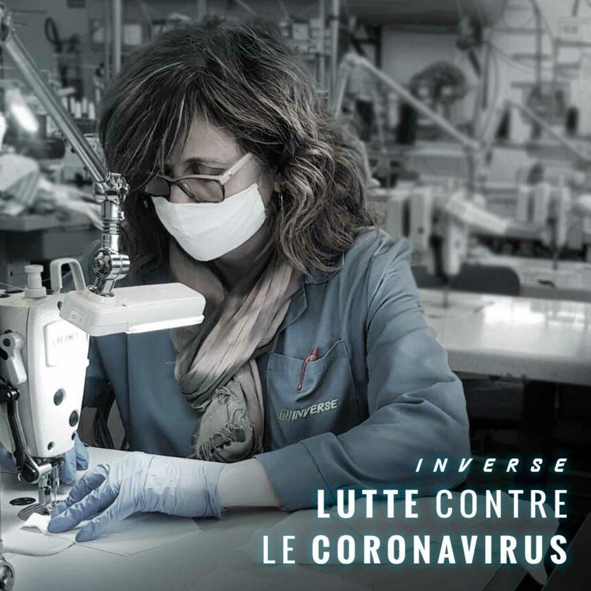 Inverse lutte contre le coronavirus