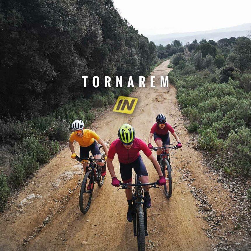 tornarem inverse roba personalitzada ciclisme