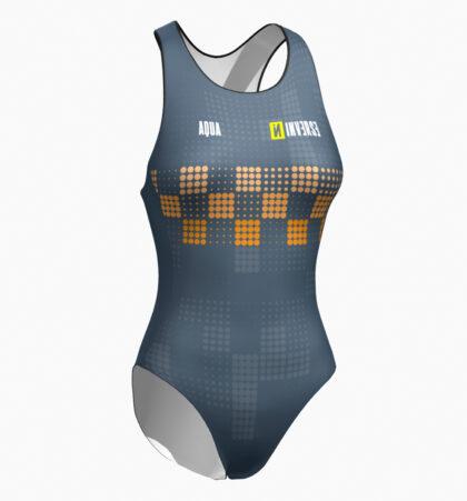 Bañador triatlón mujer AQUA