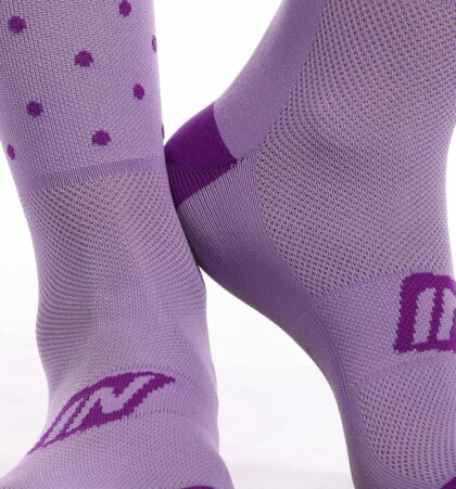 Calcetines deportivos 24 cm SPOT LILAS