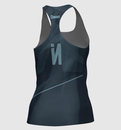 camiseta tirantes fitness WORK OUT