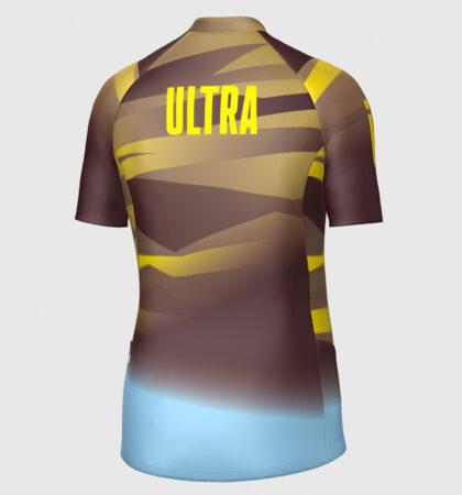 Lycra sleeve trail running top ULTRA