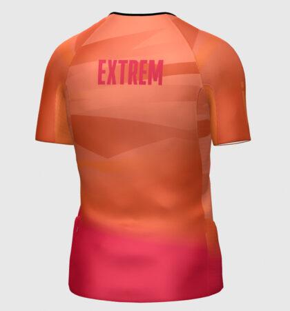 Camiseta manga corta trail running EXTREM