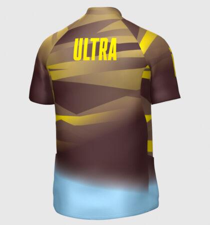 Camiseta manga corta trail running ULTRA