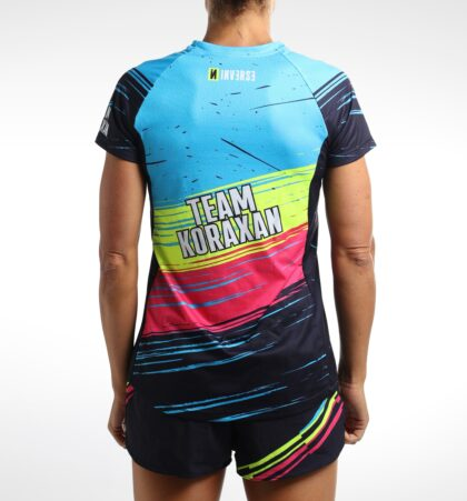Running T-shirt TEAM KORAXAN