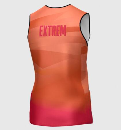 Camiseta sin mangas trail running EXTREM