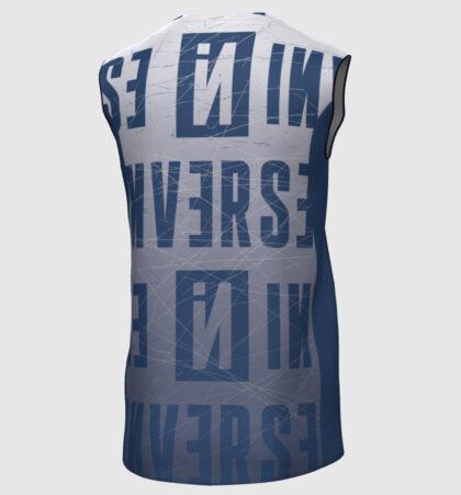 camiseta running sin mangas personalizada