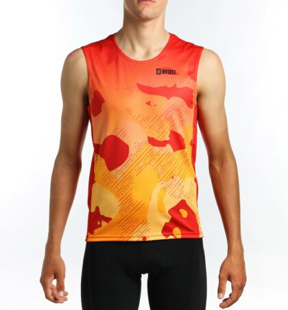 Sleeveless running top INRUN 5 (MEN)