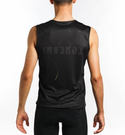 Sleeveless running top INRUN 6 (MEN)