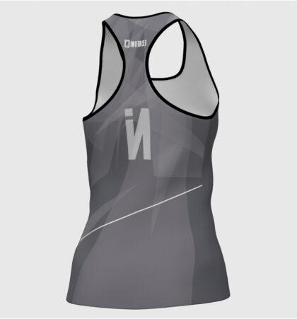 Camiseta tirantes atletismo mujer VELOCE