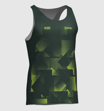 camiseta tirantes atletismo hombre