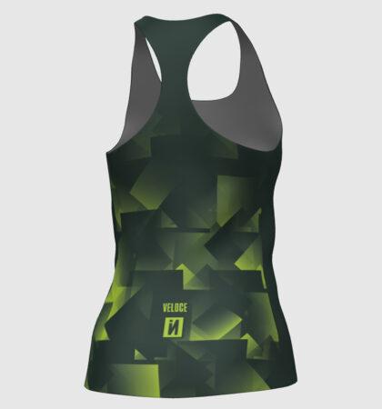 camiseta tirantes atletismo mujer