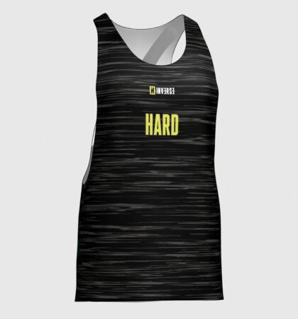 Camiseta tirantes crosstraining HARD