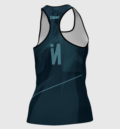 Camiseta tirantes mujer fitness WORK OUT