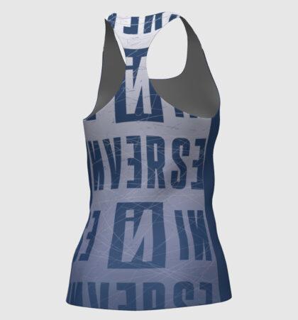 camiseta tirantes running personalizada