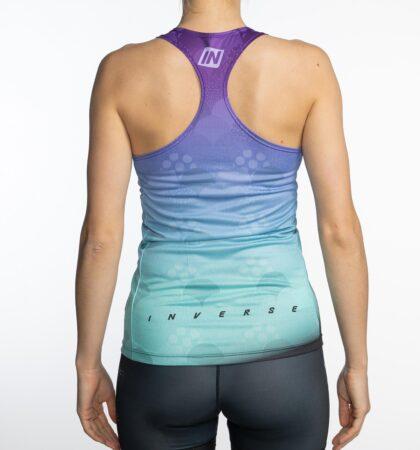 Camiseta tirantes running mujer FLAKSTORM