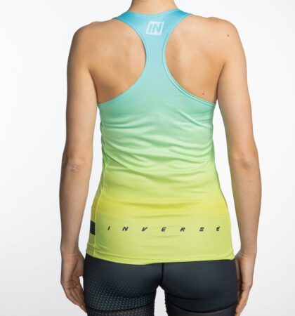 Camiseta tirantes running mujer TROPIK STAR