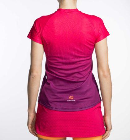 Camiseta manga corta trail running mujer RAMP