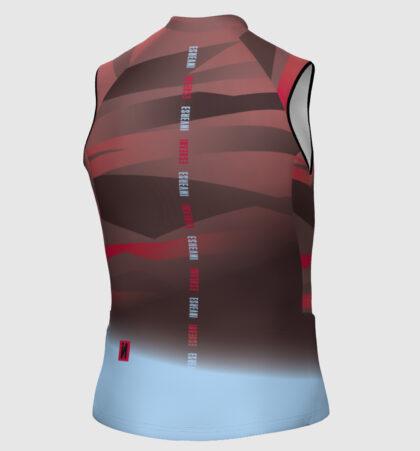 camiseta trail sin mangas ULTRA