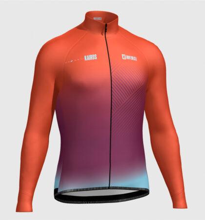 Chaqueta ciclista personalizable KAIROS