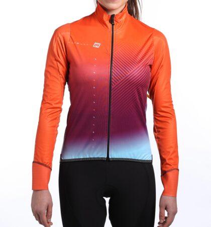 Chaqueta ciclista KLOD MUJER