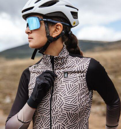 Women cycling jacket LANISEAL