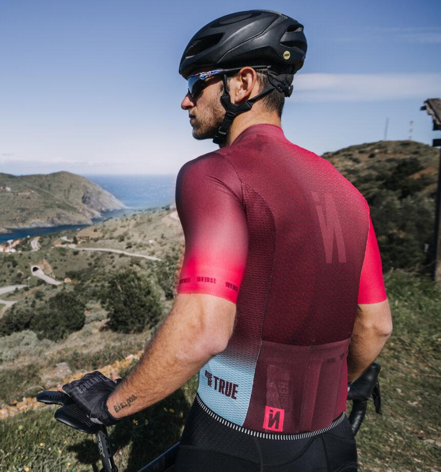 Ropa de ciclismo personalizada