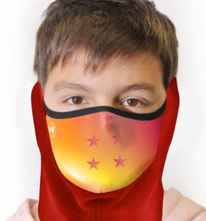 Cubrecuello térmico infantil con filtro WW14