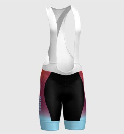 Culotte ciclista con tirantes KAIROS