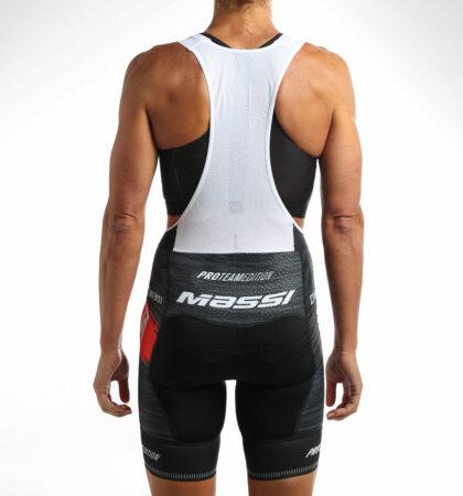 Cycling bib shorts MASSI UCI TEAM
