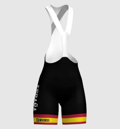 Olympic games spanish bib shorts