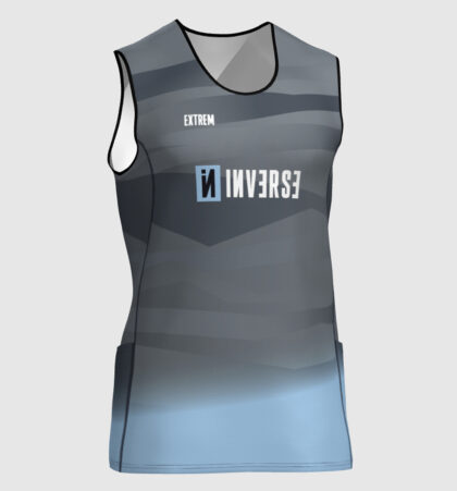camiseta trail running sin mangas EXTREM