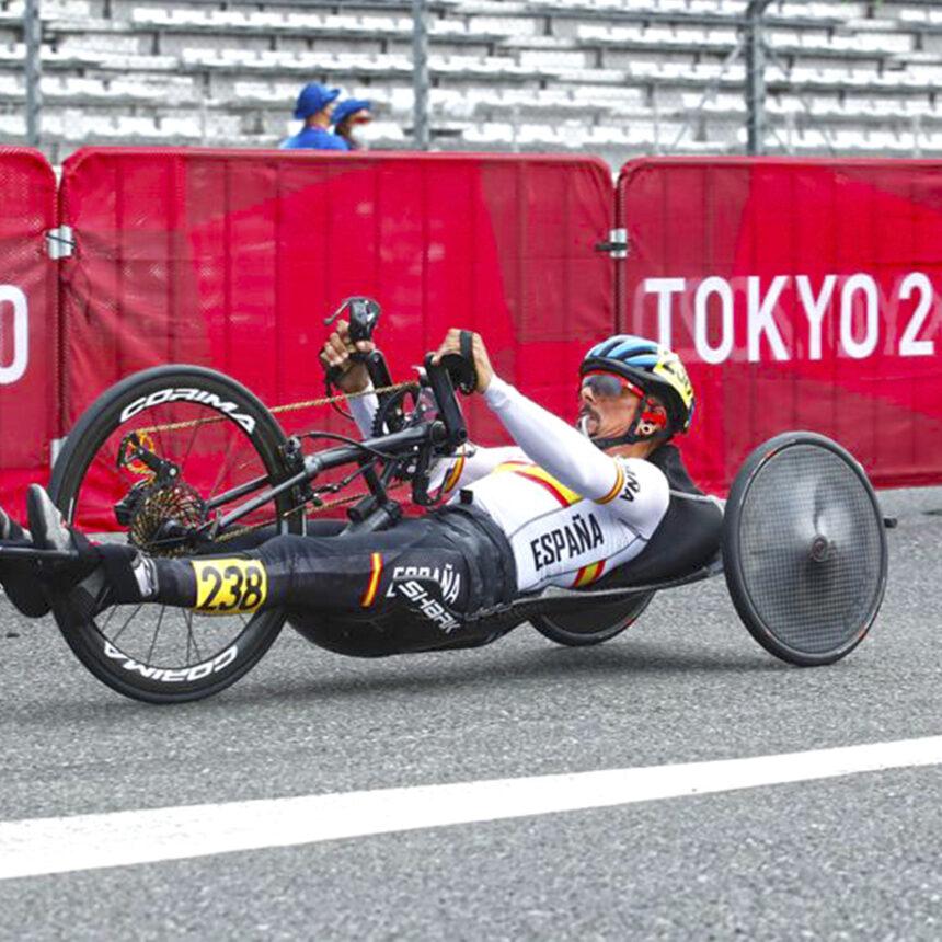 Sergio Garrote, oro y bronce España Juegos Paralímpicos Tokyo 2020