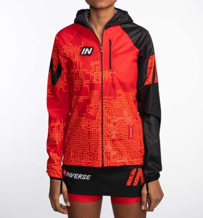 Impermeable trail running ULTRA MUJER