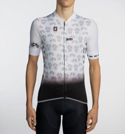 Maillot ciclista manga corta BIKSKULL