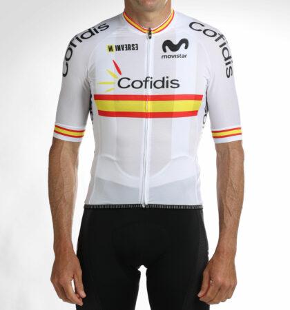 Maillot cyclisme ESPAGNE