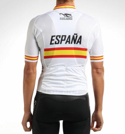 Maillot ciclista España