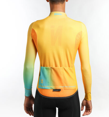 Long sleeve cycling jersey AOTRON
