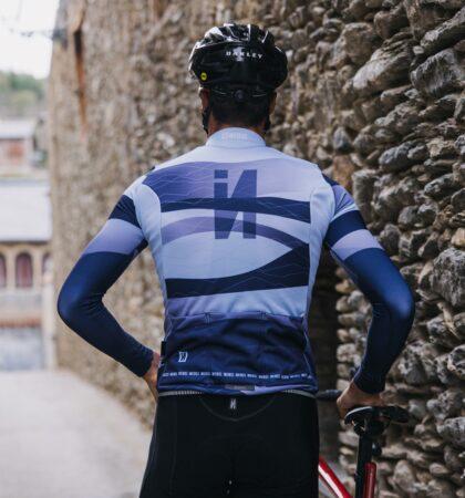 Long sleeve cycling jersey TONN
