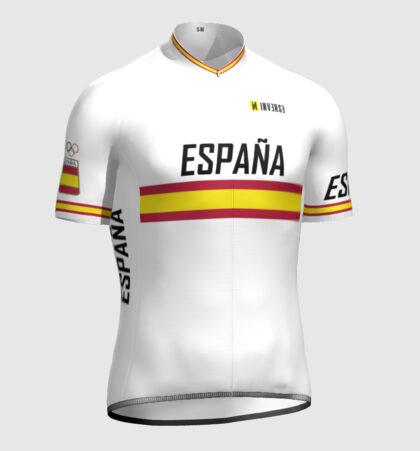 Maillot ciclista españa juegos olímpicos