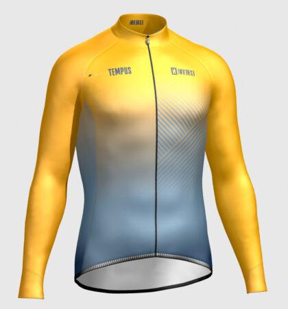 Maillot ciclista manga larga TEMPUS
