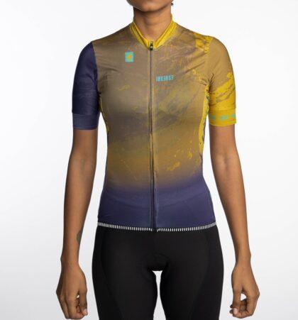 Maillot ciclista verano mujer BUI
