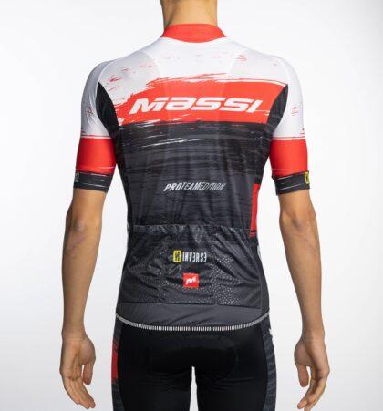 Maillot ciclista manga corta MASSI UCI TEAM
