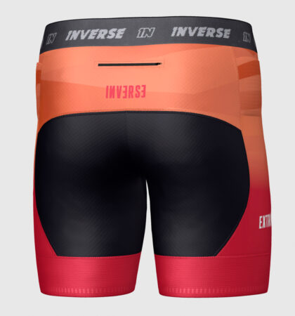 Trail running compression shorts EXTREM