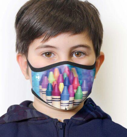 Mascarilla higienica infantil WF97