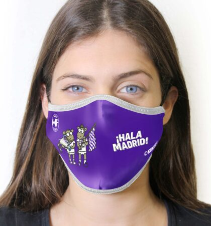 Mascarilla higienica KUKUXUMUSU HALA MADRID