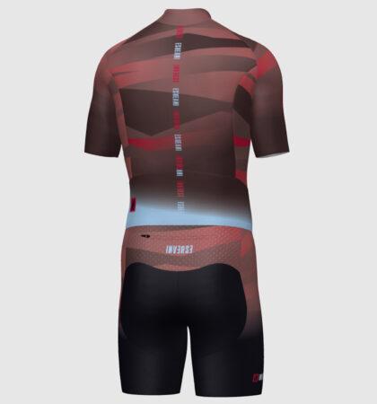 Custom trail running skinsuit ULTRA