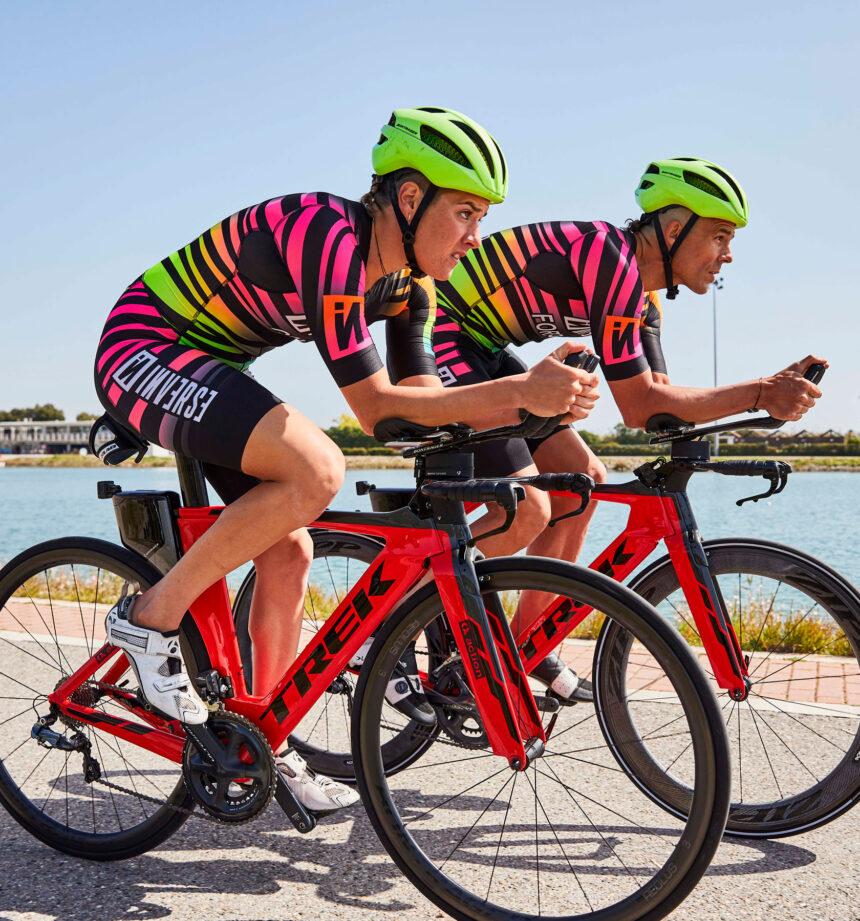 Ropa de triatlón personalizada