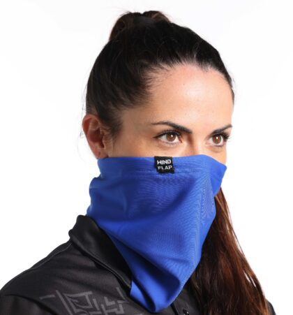 Tubular térmico azul